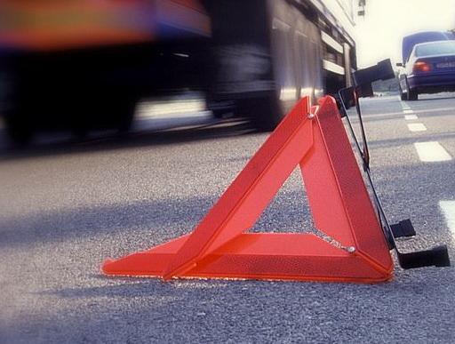 Автомобили устроили танцы на дороге (ФОТО)