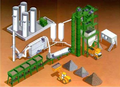 В течение месяца должен состояться тендер по строительству асфальтобетонного завода в Таласской области.