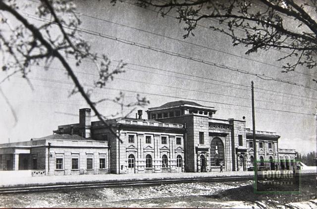 жд вокзал друскининкай до 1994 магазин