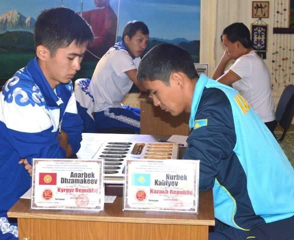 Мужская сборная Казахстана стала чемпионом по тогуз коргоолу на Всемирных играх кочевников