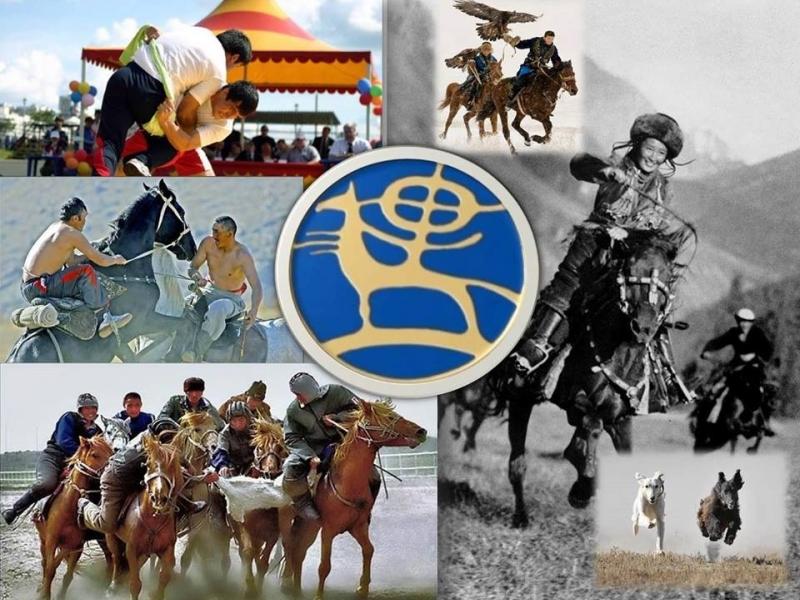 Всемирные игры кочевников: Церемония закрытия