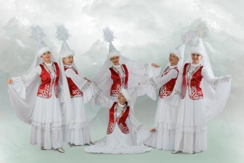 Бий баттл: Возрождая кыргызские танцы