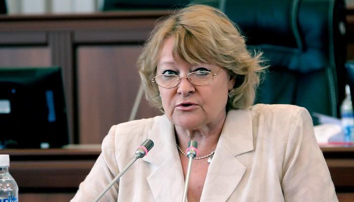 В Жогорку Кенеше не соблюдается гендерное равенство - Галина Скрипкина
