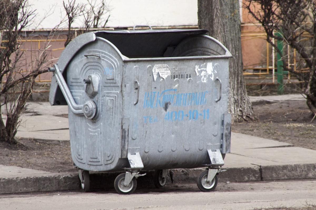В Бишкеке в мусорном баке нашли труп младенца