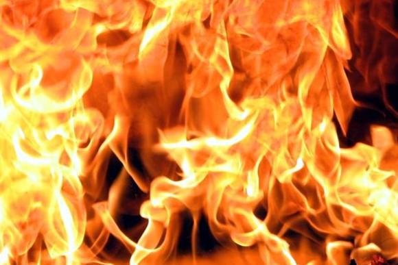 В Оше в центре обслуживания населения ГП «Инфоком» произошел пожар