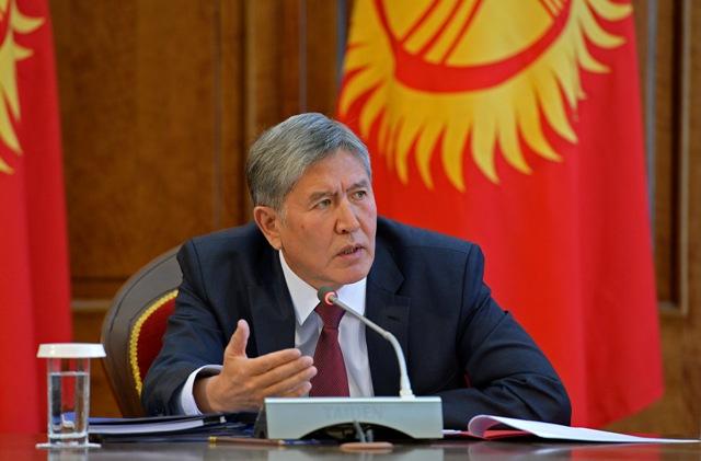 Атамбаев: Кыргызский язык станет языком общения многонационального народа Кыргызстана