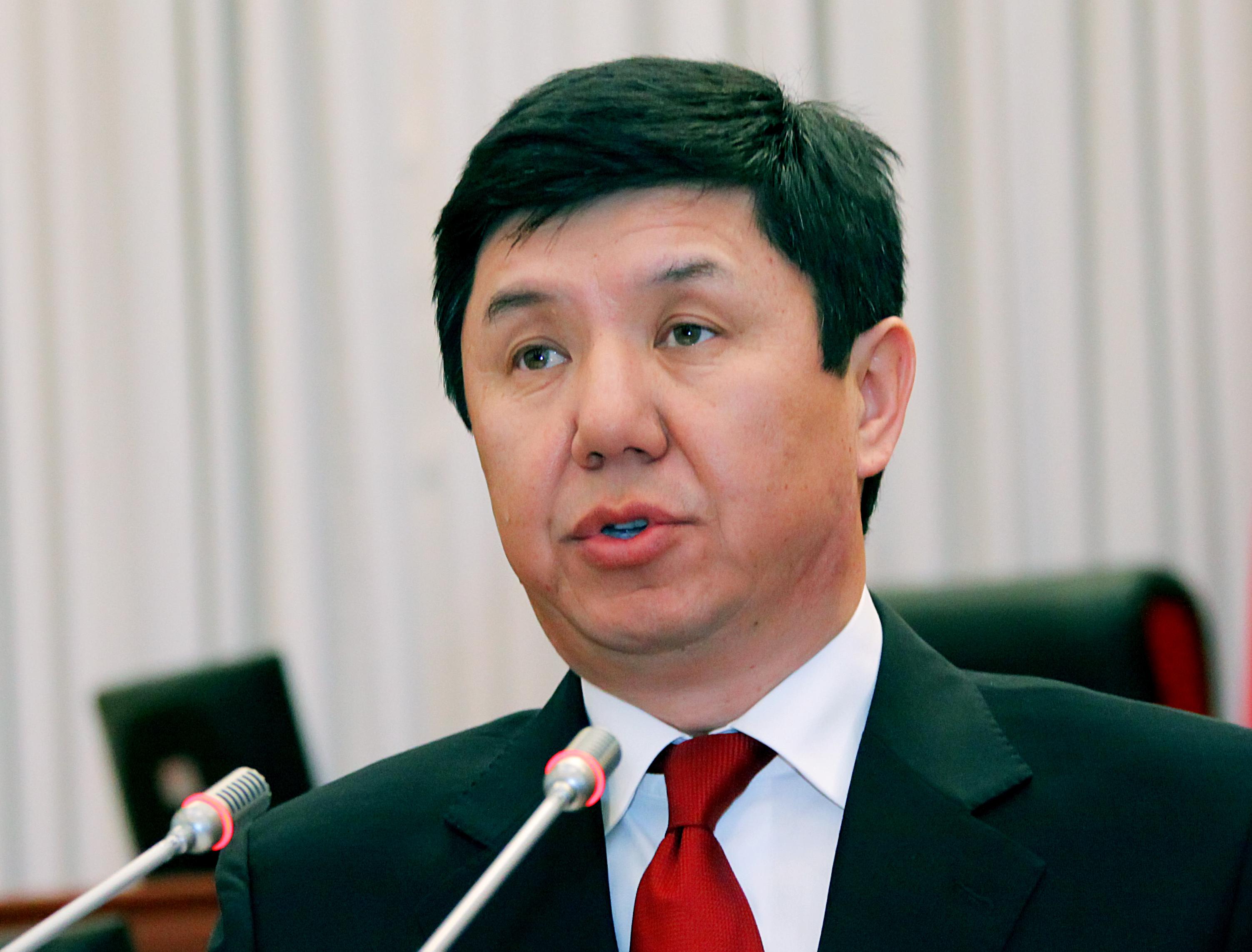 У нас есть полное право выйти из Таможенного союза – Темир Сариев
