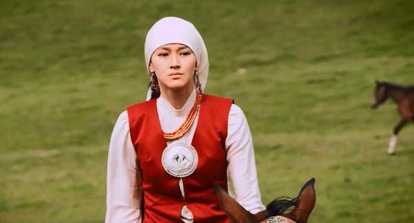 Фильм «Курманжан Датка» покажут на фестивалях в Китае и Турции