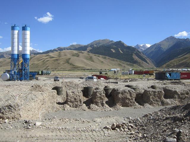 На каскаде Верхне-Нарынских ГЭС начинается основной этап строительства
