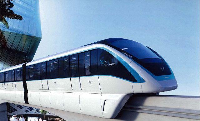 Транспорт будущего в Бишкеке