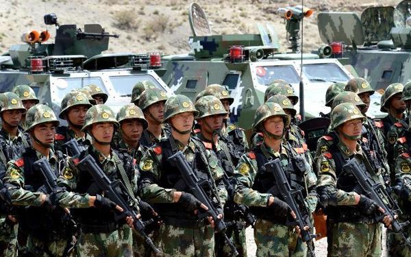 В Китае пройдут совместные кыргызско-китайские пограничные учения