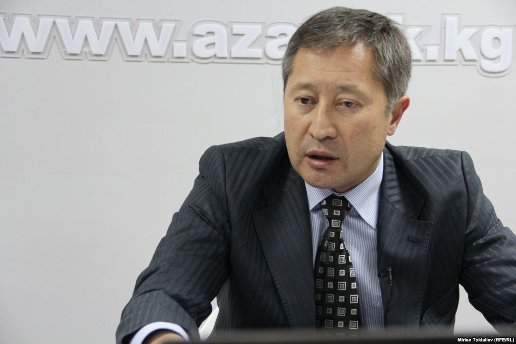 В Кыргызстане сменился глава ДПС