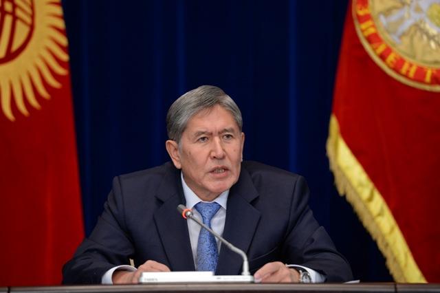 Атамбаев отправится с госвизитом в Казахстан