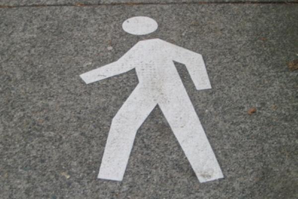В Бишкеке участились случаи наезда на пешеходов