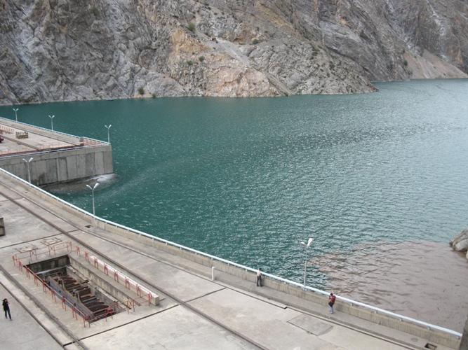 На реабилитацию Токтогульской ГЭС выделят $250 млн