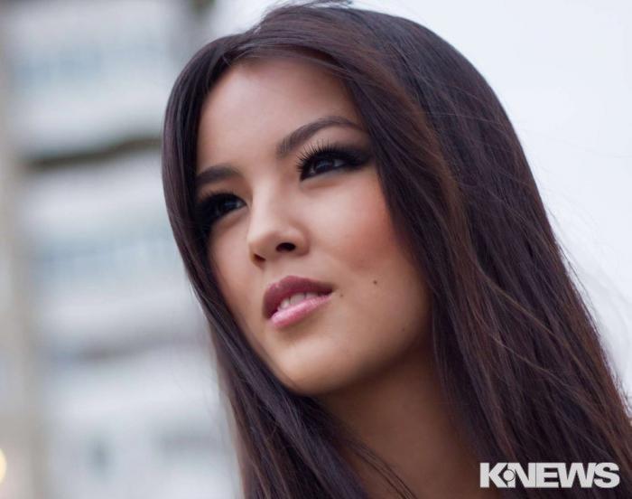Мисс Кыргызстан-2014 извинилась перед президентом Атамбаевым за просьбу не «по протоколу»