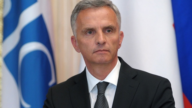 В Кыргызстан с визитом прибудет президент Швейцарии Дидье Буркхальтер