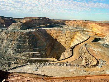Наиболее привлекательной для Швейцарии стала сфера горнодобывающей промышленности