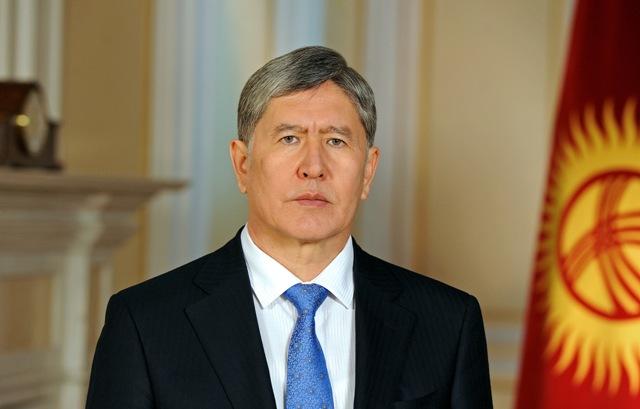 Либеральное банковское и валютное законодательство - основа роста отношений Кыргызстана и Швейцарии, считает Атамбаев