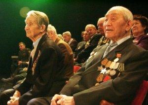 Ветеранам ВОВ в этом году выплатили 44,5 млн сомов