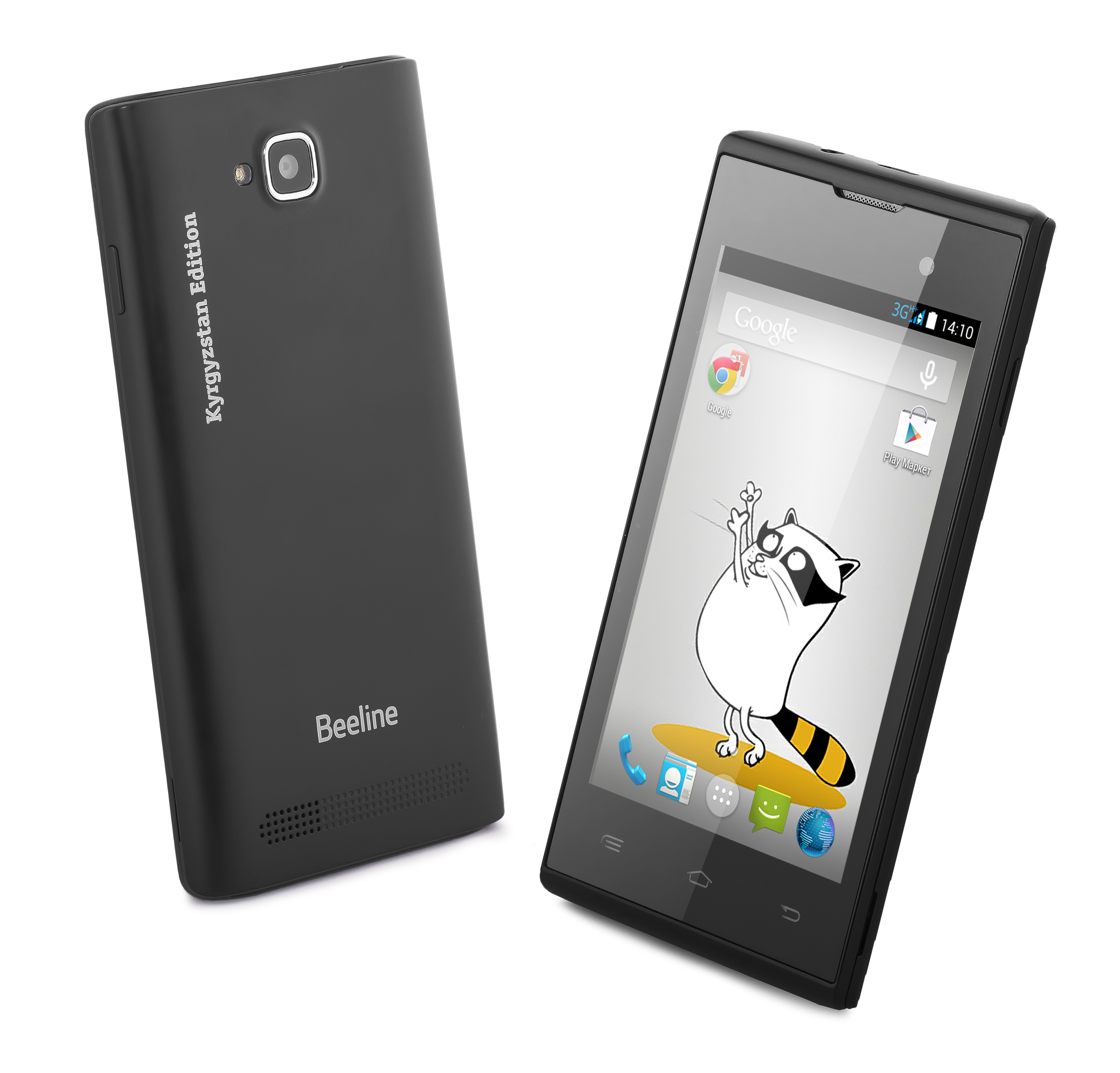 Лидер рынка презентовал смартфон Beeline Smart