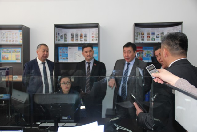 Презентована работа единой информационно-управляющей системы «112»