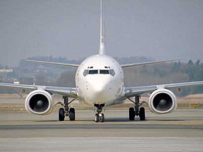 Авиакомпания «Эйр Манас» приобрела самолет нового поколения «Boeing 737-800»