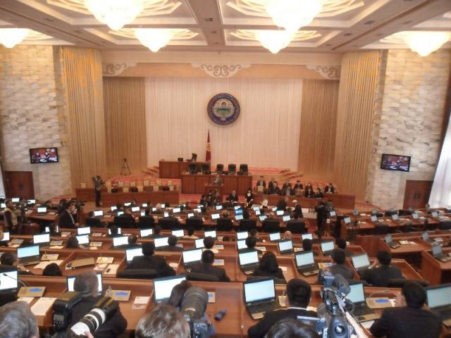 Фракция СДПК выдвигает Айбека Азыранкулова на пост министра труда