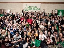 StartUpWeekend — 2015: От автозонта до Фаберже