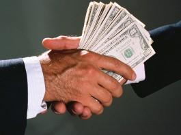 И.о. начальника управления Госагентства архитектуры задержан при получении взятки в $1,5 тыс.