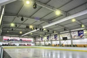 На ледовом катке «Локомотив» объявлены скидки