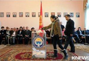 Выборы президента Кыргызстана