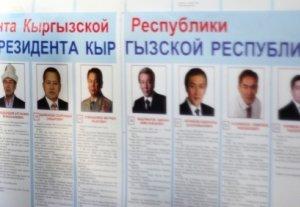 По миру проголосовало 1327 кыргызстанцев