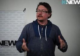 Известный российский журналист Павел Селин провел единственный семинар в Бишкеке в ИА K-News