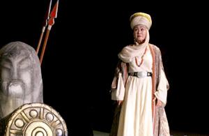 Депутат пронспонсирует съемку короткометражного фильма о Манасе