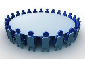 Кандидаты в президенты и лидеры фракций обсуждают итоги выборов за закрытыми дверями