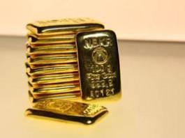 Цены золотых мерных слитков Нацбанка на 7 мая