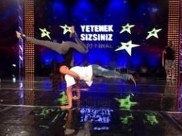 Танцоры с ограниченными возможностями здоровья из Кыргызстана приняли участие на турецкой «Минуте славы»