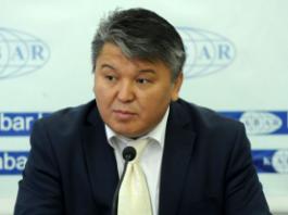 Заместитель министра финансов Арзыбек Кожошев подал в отставку