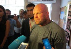 Джефф Монсон: Я должен показать хороший бой на предстоящем поединке в Кыргызстане