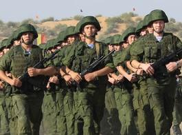 Сирийская армия начала наступление в двух провинциях, которые бомбила РФ
