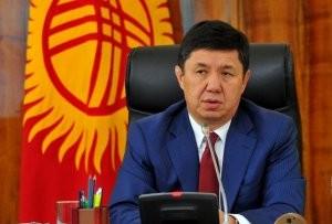 Темир Сариев назвал присоединение к ЕАЭС исторически правильным шагом