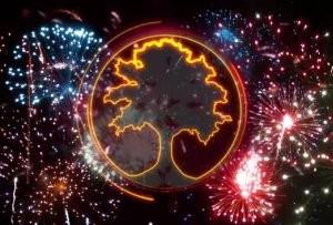 С Новым годом, Кыргызстан!