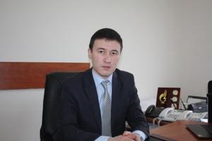 Калиев  Айбек  Рыспекович