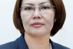 Омурбекова Алтынай Сейтбековна