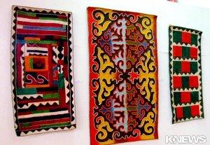 В Бишкеке открылась выставка работ кыргызстанских ремесленников