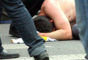 В селе Бостери вновь избиты сотрудники милиции