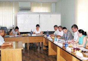 ГРС проводит аттестацию сотрудников на соответствие занимаемой должности