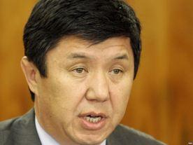 Темир Сариев объяснил свое выдвижение в состав правительства