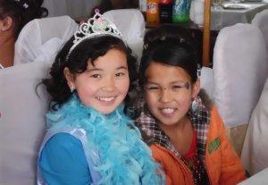 В Караколе поздравили детей-сирот из Иссык-Кульской области